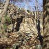 Rocky Ledges at Boulder Brook.
