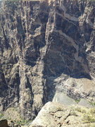 Rock Climbing Photo: I took this a few years ago from the South Rim.  A...