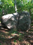 Rock Climbing Photo: Elephant Rock.