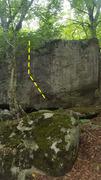 Rock Climbing Photo: MAMMOTH