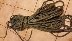 Rock Climbing Photo: Used rope