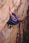 Rock Climbing Photo: New River Gorge, Bikini Line