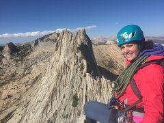 Rock Climbing Photo: Matthes Crest, Tuolumne Meadows