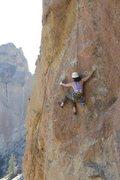 Rock Climbing Photo: Smith Rock Park, Bend, Oregon