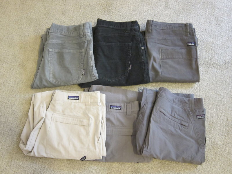 Rock Climbing Photo: Pants, Shorts