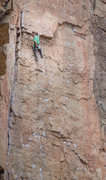 Rock Climbing Photo: Taking a break before the race to the finish!