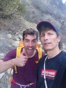 Rock Climbing Photo: Joe Kinder at Tick Rock