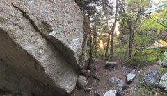Rock Climbing Photo: bouldering bro