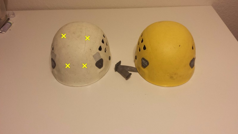 Rock Climbing Photo: petzl helmets