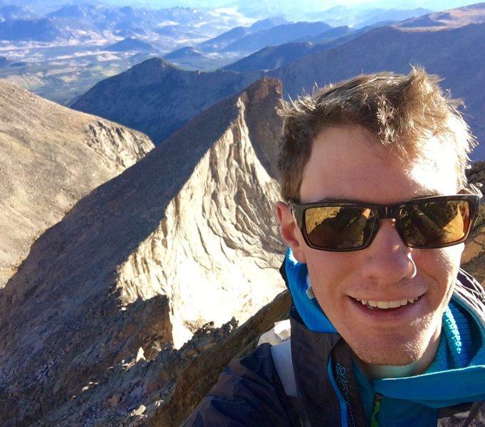 Rock Climbing Photo: Arrowhead to McHenrys