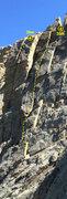 Rock Climbing Photo: Topo.