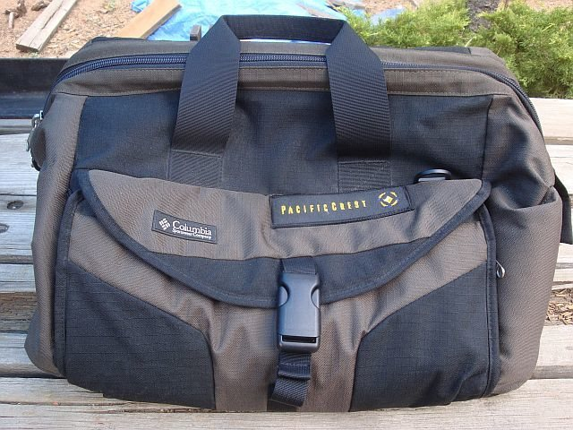 Columbia Pacific Crest Duffle Bag.