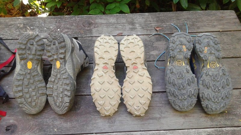 Rock Climbing Photo: shoe soles