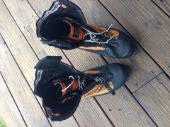 Rock Climbing Photo: Boots1