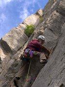 Rock Climbing Photo: Mulkey Gulch, MT