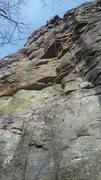 Rock Climbing Photo: Todd Did