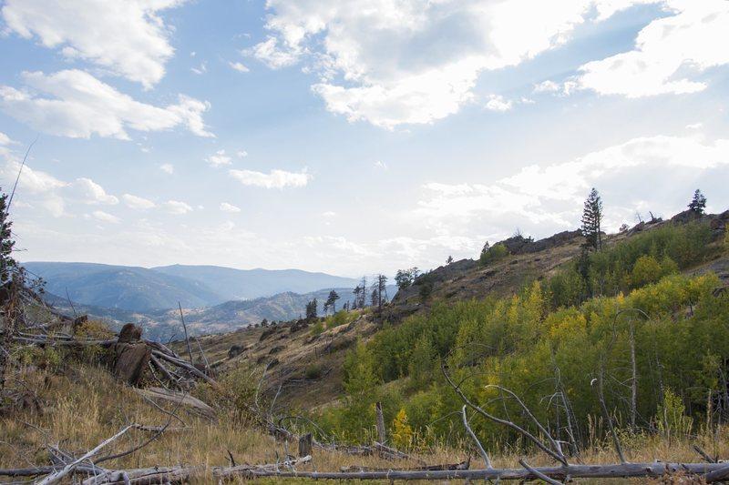 Rock Climbing Photo: Approaching The Monastery.