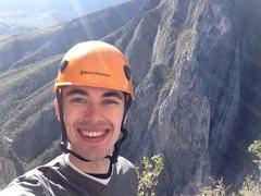 Rock Climbing Photo: Super Nova in El Potrero Chico, Mexico