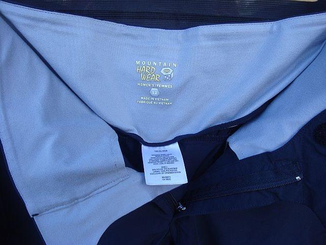 Waist fleece lined, size 12.