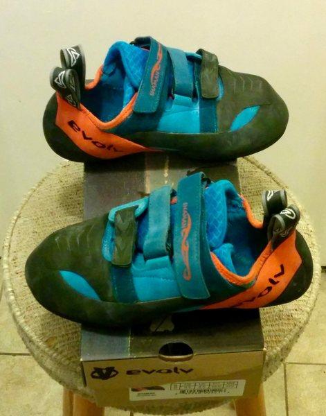 aggressive shoe
