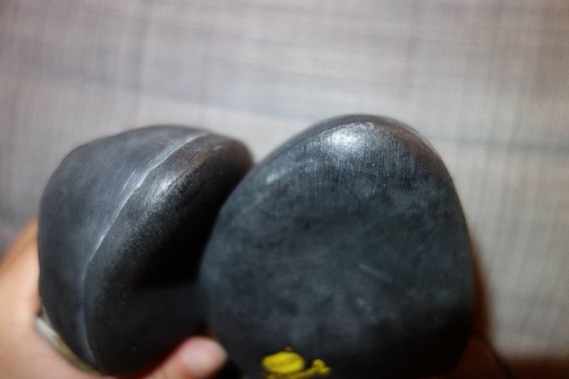 Rock Climbing Photo: Toes