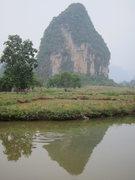 Rock Climbing Photo: The Egg