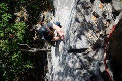 Rock Climbing Photo: Jammin'