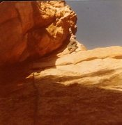 Rock Climbing Photo: Sshhhh don't tell anyone that there is a secre...