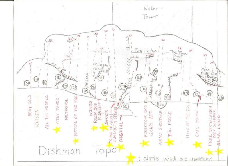 DISHMAN TOPO