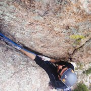 Rock Climbing Photo: Turnkorner
