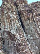 Rock Climbing Photo: Em Teiu on Rattlers Arête