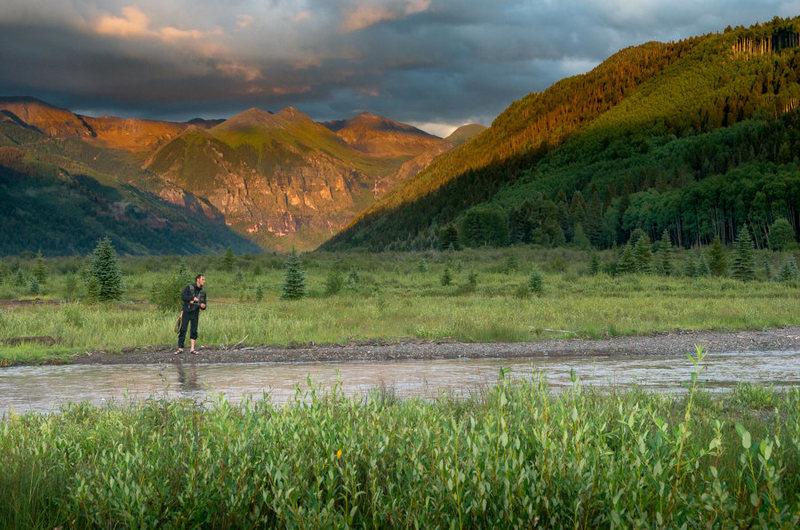 telluride valley<br>