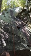 Rock Climbing Photo: Suggest using a stick clip on the first bolt....re...