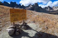 Rock Climbing Photo: Jackass Pass