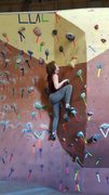 Rock Climbing Photo: One of our Elite climbs