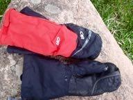 Rock Climbing Photo: With inner mitt
