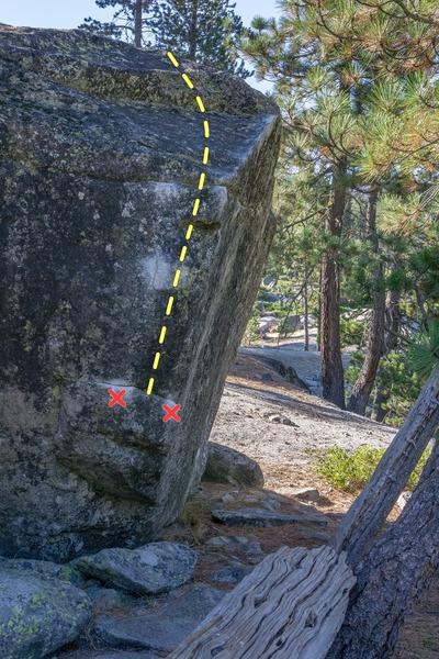 Rock Climbing Photo: Continuum