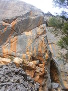 Rock Climbing Photo: The Perfect Crime