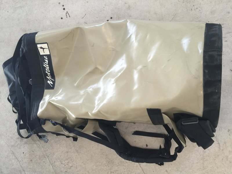 El Cap haul bag $120.00. Never hauled, new condition. <br> Delivery via USPS for $20 or will meet with local buyers from greater Redding CA area<br> SOLD