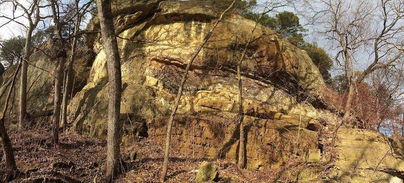 Rock Climbing Photo: St. Francois State park