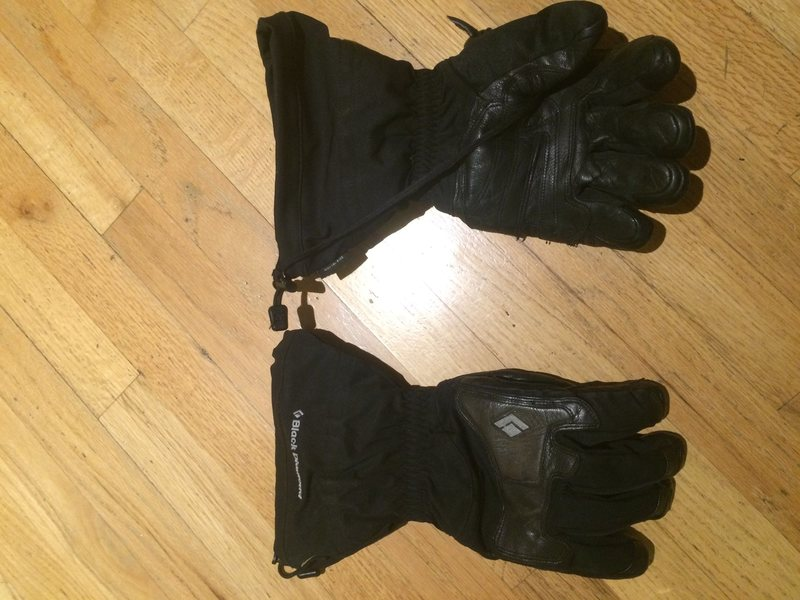 BD guide glove