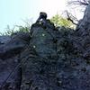 Climber Chatteau Laffite