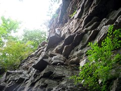 Rock Climbing Photo: luvin some jugs