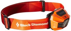 Rock Climbing Photo: Black Diamond Storm Headlamp in Vibrant Orange