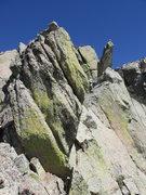 """Rock Climbing Photo: Ingraham's """"boulder"""""""