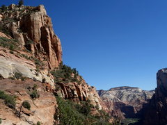 Rock Climbing Photo: upcanyon