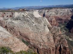 Rock Climbing Photo: summit view 1