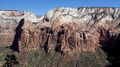 Rock Climbing Photo: summit view 3