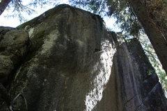 Rock Climbing Photo: Captain Kidd, V6.