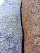 Rock Climbing Photo: Finger locks or Pine box!!!
